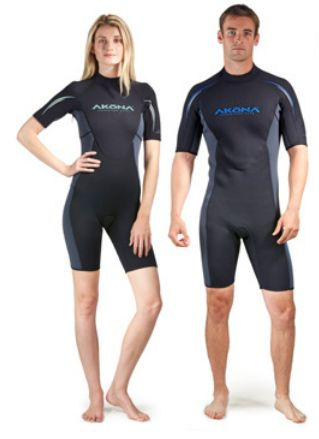Shorty Wetsuit - 3mm