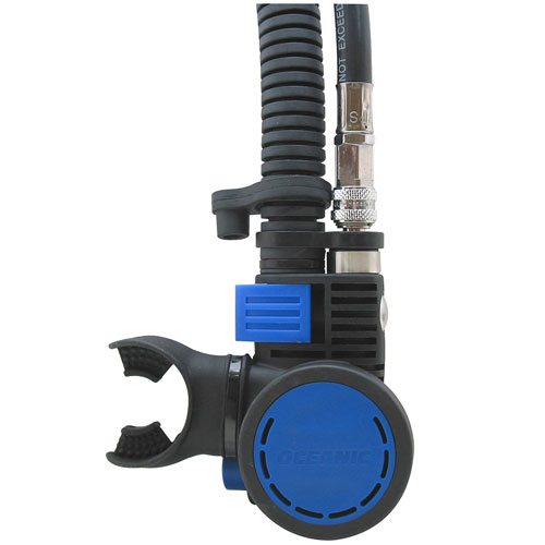 Oceanic Air XS 2 Regulator/Inflator Combination, Complete