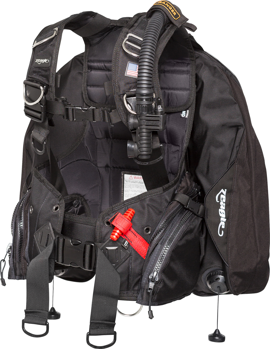 RENTAL - Buoyancy Control Device - BCD